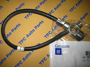 Chevy Cruze Buick Verano Negative Battery Cable Oem New Genuine Gm 2011 2016