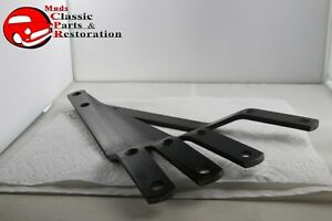 1928 1929 Ford Car Model A Luggage Rack Extension Brackets New