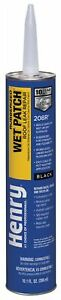 Sbs Rubber Modified Wet Patch Roof Cement And Patching Sealant pk 12 He925w204