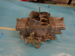 Holley 770cfm Carburetor 80770 1
