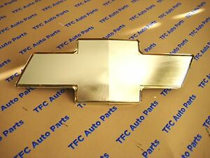 Chevrolet Silverado Suburban Bow Tie Front Grille Emblem Oem New Genuine New