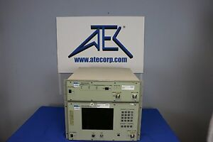 Aeroflex Rdl Nts 1000b 10hz 1mhz Phase Noise Analyzer