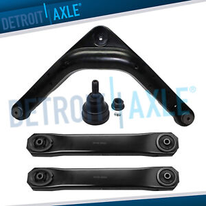 4pc Rear Control Arm Kit For 1999 2004 Jeep Grand Cherokee Laredo 4