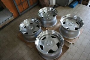 For 180sx Dc2 240sx Civic Jdm 17 Borbet Style Wheels Modena S1 114 3x4 100x4 Rs