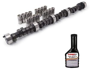 Ggm Chevy Sbc 283 305 327 350 Hp Rv Stage 2 Hyd Camshaft Lifters 443 465 Lift