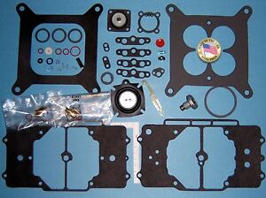 Ford Mustang Carb Autolite 4100 Carburetor Kit Std Hipo 260 289 390 427 428 460