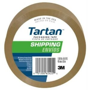 Carton Sealing Tape 24 pack