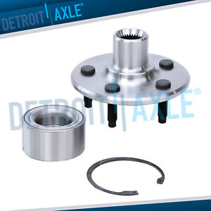 New Rear Driver Passenger Wheel Hub And Bearing Assembly For Ford Explorer
