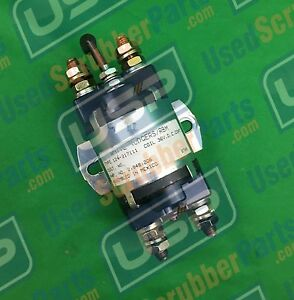 Pre owned Advance Part 41802a Solenoid brush Up dn clarke Vision 26ix