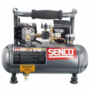 Senco Pc1010 1 horsepower Peak 1 2 Hp Running 1 gallon Compressor
