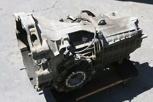 Porsche 986 Boxster 2000 2004 2 7l 5sp 5 Speed Manual Transmission Gear Box 100k