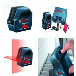 Bosch Gll 55 Self leveling Cross line Laser