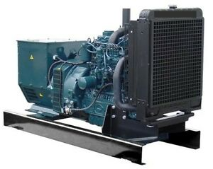 40kw Three Phase 277 480 V Kubota Diesel Generator Set New Engine