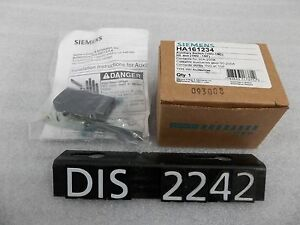 New Siemens 30 Amp Auxiliary Switch dis2242