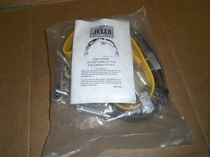 Jelco Lortie Pole Choker 4 Pole Strap sealed New