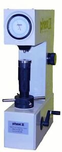 Phase Ii 900 345 Superficial Rockwell Hardness Tester