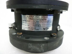 Harmonic Drive Transmission 60 1 Gear Pcr 5c 1gp Heavy Duty Oil Bath Model Usa