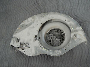 Porsche 356 Pre A Engine Cooling Fan Shroud