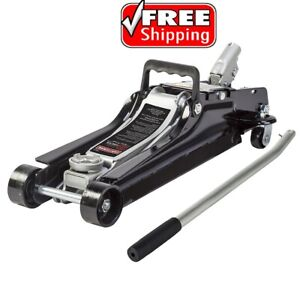 Craftsman 2 1 2 Ton Low Profile Floor Jack Lift Car Auto Vehicle Repair Shop 2 5
