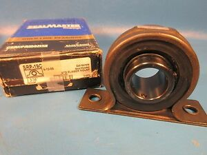 Sealmaster Spc 19c Rubber Mounted Pillow Block 1 3 16 Bore skf Ina dodge