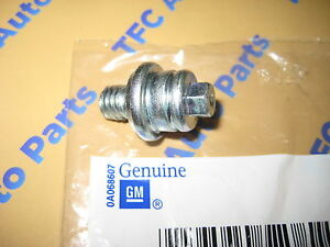 Buick Chevy Gmc Cadillac Dual Battery Cable Short Bolt Oem Genuine Gm New