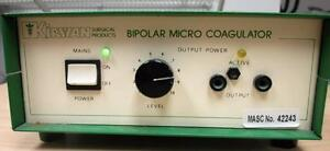 Kirwan Surgical Products Bipolar Micro Coagulator Ref 26 1000