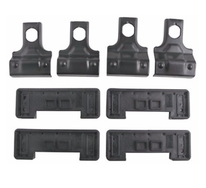 Thule Roof Rack Fit Kit For Traverse Foot Packs For 480 480r Only Kit 1302