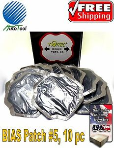 Otr Bias Tire Repair Patch 5 Off Road Agricultural Tire 7 Box Of 10 Usa Style