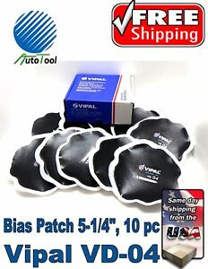 Cross Ply Tire Repair Patch 4 Off Road Agricultural Tire 5 1 4 Box Of 10 Europ