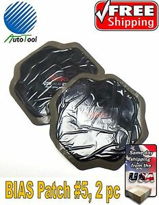 Cross Ply Tire Repair Patch 5 Off Road Agricultural Tire 7 Bag Of 2 Usa Style