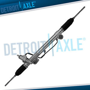 Complete Power Steering Rack And Pinion Assembly For 2005 2008 Toyota Tacoma 4x4