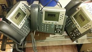 Cisco 7960 Voip Business Phones