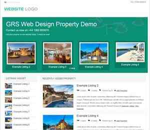 Fully Responsive Property real Estate Website
