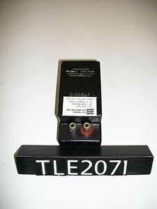 General Radio 509 g Standard Capacitor tle2071