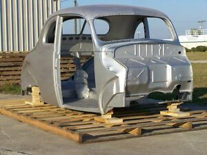 1940 Ford Steel Body Replacement With Stock Firewall