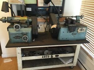 Brake Lathe With Stand Local Pick Up Only