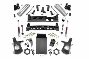6 Suspension Lift 2000 2006 Chevy Tahoe Gmc Yukon 2wd 4wd Models