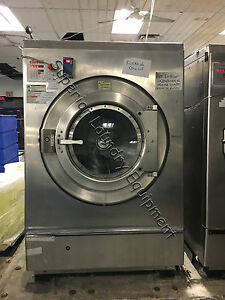 Alliance Cissell Cp140phn1001u02 Hard Mount Washer 440v 3ph Opl
