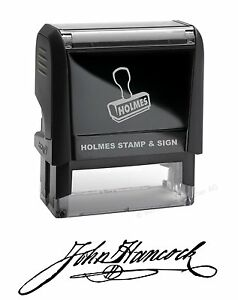 Custom Signature Stamp Self Inking
