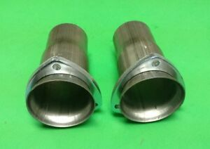 3 Header To 2 5 409 Ss Pipe 3 Bolt Socket Header Collector Reducers Usa