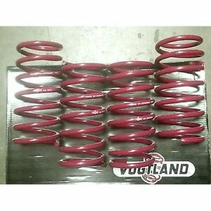 Vogtland 951065 Sport Lowering Spring For 1994 2001 Bmw 3 E36