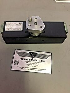Parker Xr071 1807 ab25 a Pneumatic Air Rotary Actuator 180 Degree