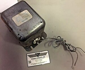 Webster 612 6f7h Ignition Transformer Primary 240volt Secondary 6000volt 6126f7h