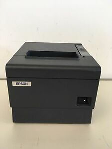 Epson Tm t88iv Thermal Receipt Printer With Ps 180 Power Supply
