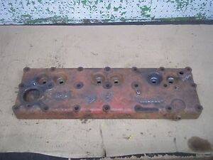 1936 Dodge Cylinder Head 1120803 7 Plymouth Pickup Truck 1935 1950 1940 1938 F