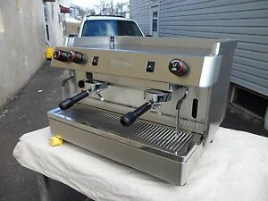 new 2 Group Espresso Cappuccino Machine Great Deal