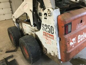 Bobcat S250 Skid Steer Main Frame Only P n 7150199