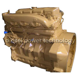 John Deere 4239 Remanufactured Diesel Engine Extended Long Block