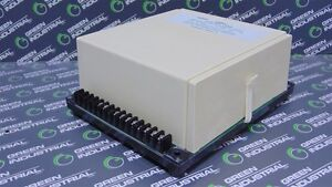 Used Asco Group 7 Automatic Transfer Switch Control Panel Module Js 363 606