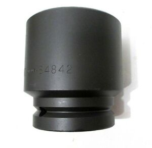 Wright Tool 84842 Impact Socket 2 5 8 X 1 1 2 Drive 6 Point Hex Usa Made New